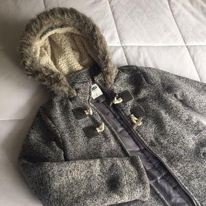 Girls Old Navy Winter Coat Size 10-12